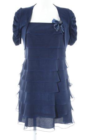 robe légère by Vera Mont Abendkleid dunkelblau Elegant