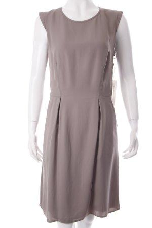 robe légère by Vera Mont Cocktailkleid graubraun klassischer Stil