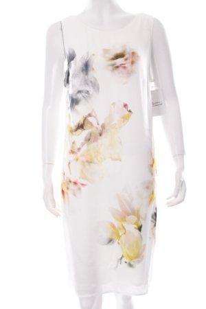 robe légère by Vera Mont Trägerkleid florales Muster klassischer Stil