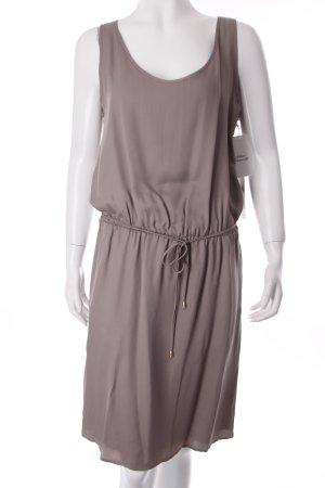 robe légère by Vera Mont Trägerkleid graubraun schlichter Stil