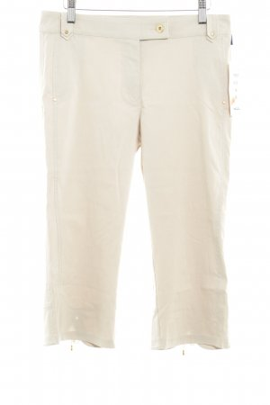 Robell Capris oatmeal simple style