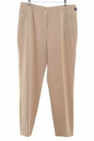 Robell Pantalone peg-top color cammello elegante