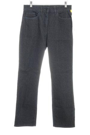 Robell Straight-Leg Jeans dunkelblau Jeans-Optik