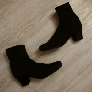Robert Clergerie Pili Boot 38 || Schwarze Sock Boots || High End Trend