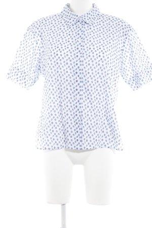 Robert Friedman Shirt met korte mouwen volledige print casual uitstraling