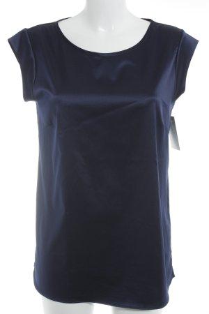 Robert Friedman T-Shirt dunkelblau Elegant