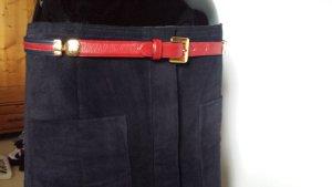 Roberto Bellido Leather Belt multicolored