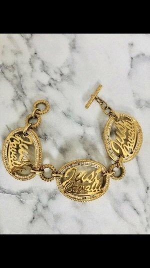 Roberto Cavalli Gold Bracelet gold-colored
