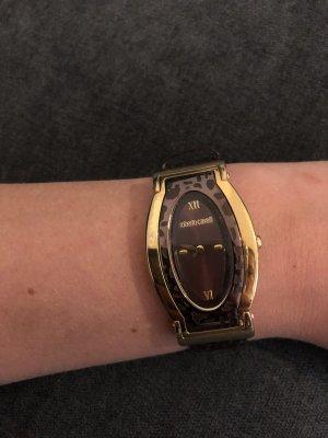 Roberto Cavalli Armbanduhr Gold & Leo