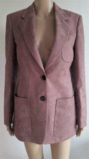 Roberto Cavalli Wool Blazer dusky pink new wool