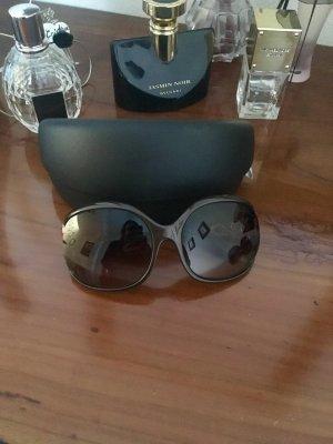 Roberto Cavalli Brille mit Steine und Schlangenmuster