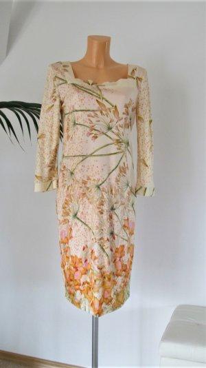 Roberto Cavalli CLASS Kleid mit Print I 46 / D 38-40 NEU NP 599,-€ !