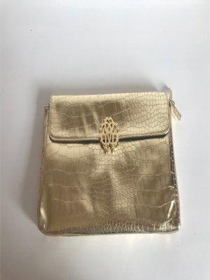 Roberto Cavalli Clutch In Gold