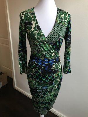 Roberto Cavalli Drape Dress