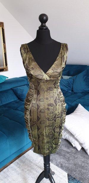 Roberto Cavalli Erlesenes Abendkleid aus Seide