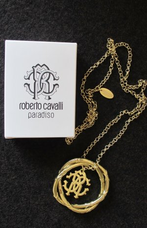 Roberto Cavalli Gold Chain gold-colored