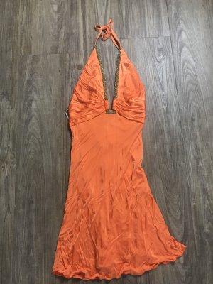 Roberto Cavalli Kleid orange Gr IT 44 D 40