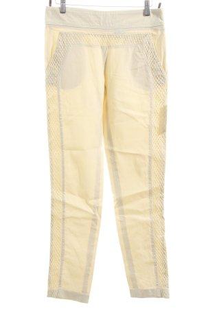 Roberto Cavalli Drainpipe Trousers oatmeal street-fashion look