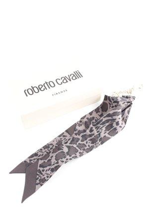Roberto Cavalli Schlüsselanhänger Leomuster Street-Fashion-Look
