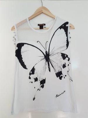 Roberto Cavalli Shirt mit Nieten