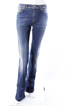 Roberto Cavalli Slim Jeans Logonieten