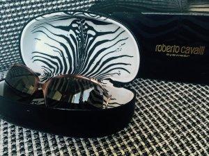 Roberto Cavalli Butterfly Glasses bronze-colored