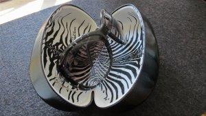 Roberto Cavalli Lunettes de soleil noir-argenté
