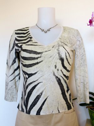 Roberto Cavalli Tiger Shirt, Gr. M