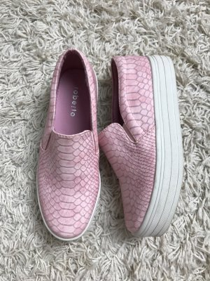 Roberto Powder Rose Schuhe