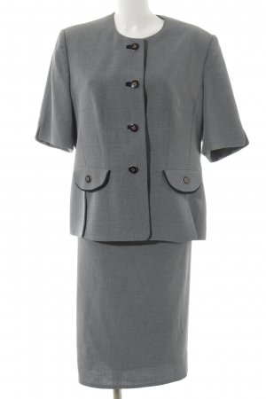 Roberto Quaglia Ladies' Suit grey business style