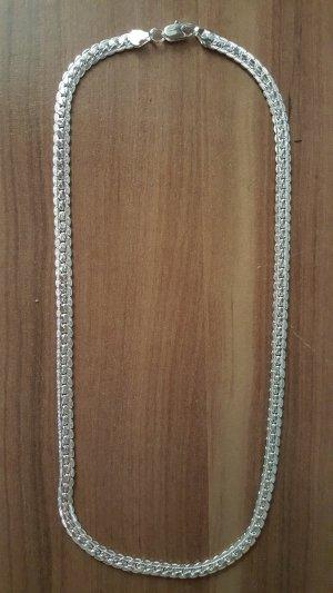 *Robuste 925 Sterling Silber Halskette*