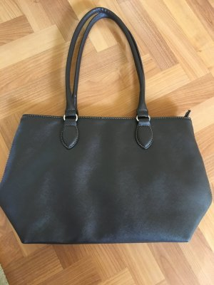 Adler Handbag black brown