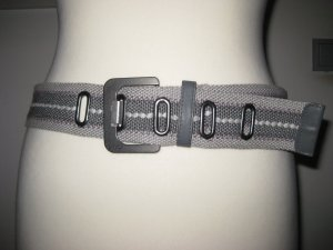 edc by Esprit Fabric Belt multicolored cotton