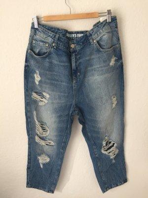 Rocawear Boyfriend Jeans Destroyed