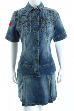 Rocawear Jeanskleid blau Casual-Look