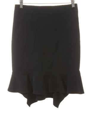 Rocco Barocco Godet Skirt black business style