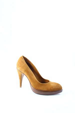 Rocco P. High Heels brown classic style