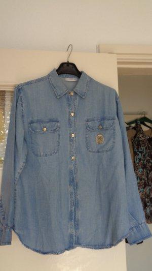 Roccobarocco Jeans Blusenhemd