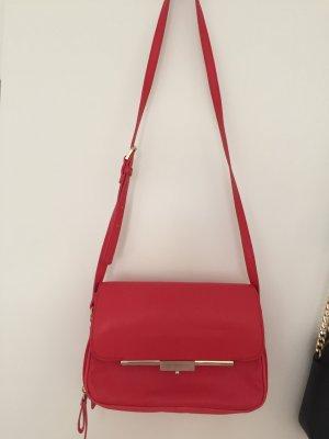 Rocco Barocco Crossbody bag gold-colored-bright red