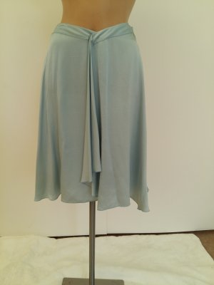 Armani Jeans Asymmetry Skirt baby blue