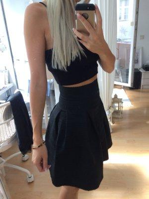 H&M Jupe ballon noir