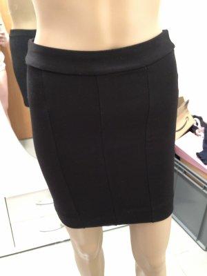 Bershka Midi-rok zwart