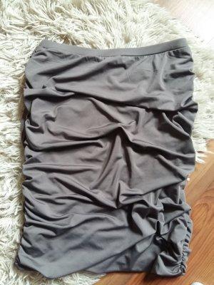 Ashley Brooke Skirt dark grey