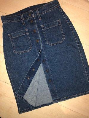 Levi's Jupe en jeans bleu foncé