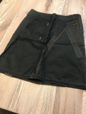 G-Star Falda negro-gris