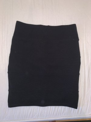 Tally Weijl Gonna lavorata a maglia nero