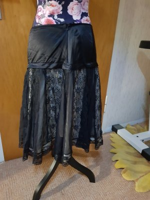 Apart Mini-jupe noir