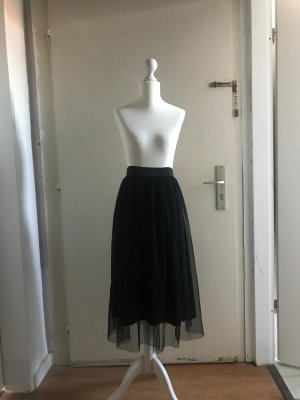 Zara Gonna di tulle nero