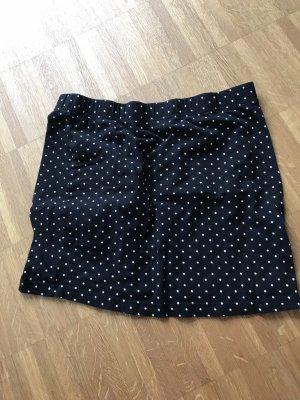 Esmara Asymmetry Skirt white-black