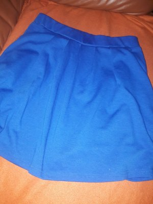 FB Sister Wraparound Skirt neon blue
